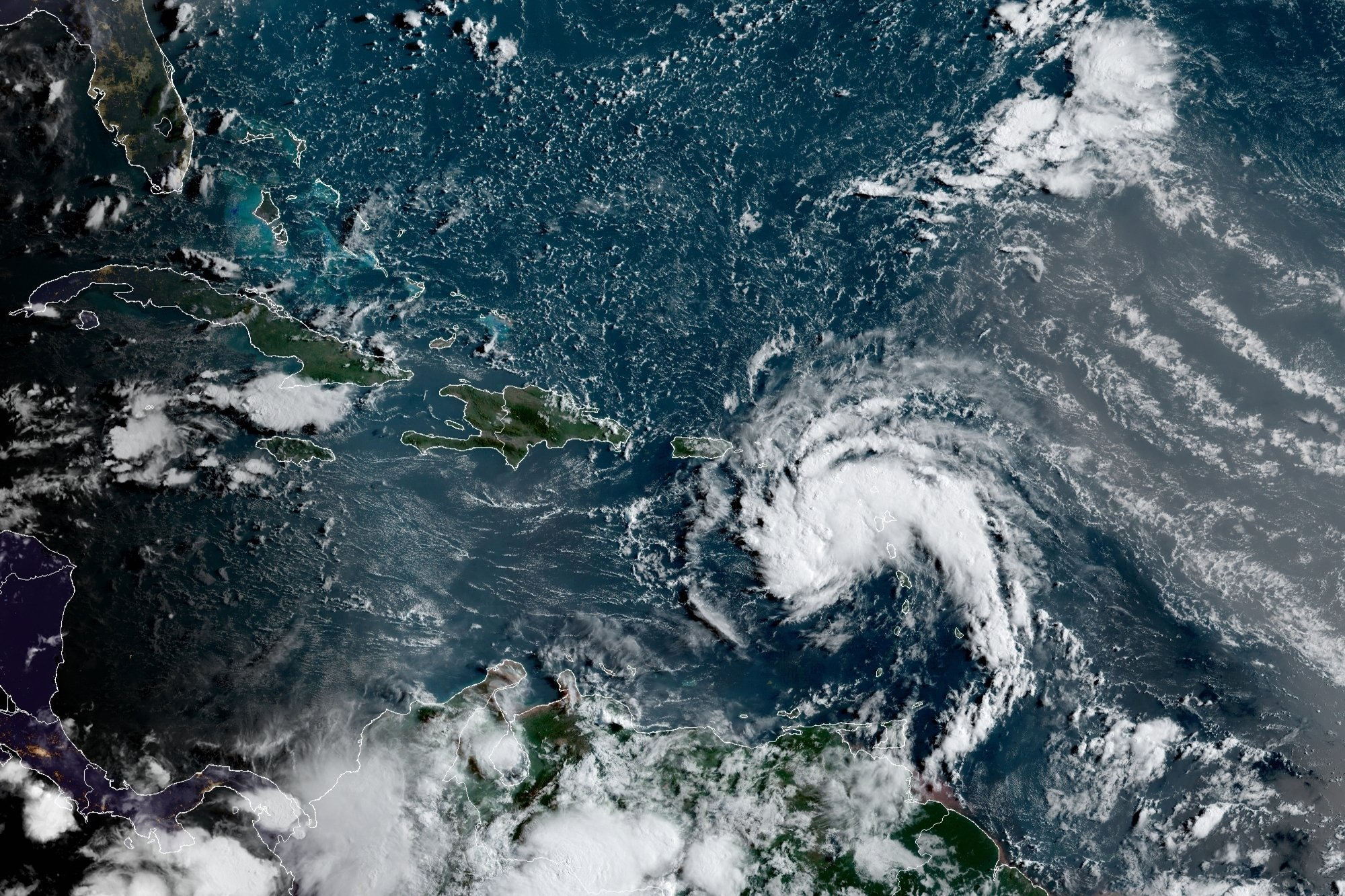 Tropical Storm Fred Update